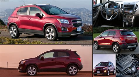 Frame Chevrolet Trax 2014 chevrolet trax 2014 pictures information specs