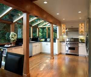 galley kitchen extension ideas house designs featuring glass extensions enjoy nature from the comfort of your home