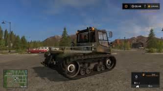 The Mods pistenbully 100 ls17 v1 farming simulator 2017 mods ls