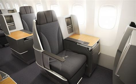 American Airlines Plane Interior by American Airlines Reveals New 767 300 Business Class And