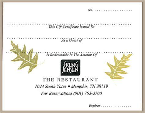 Electronic Restaurant Gift Cards - restaurant gift card images usseek com