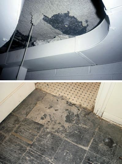asbestos testing floor tiles - 10 Asbestos Flooring Ripped Out