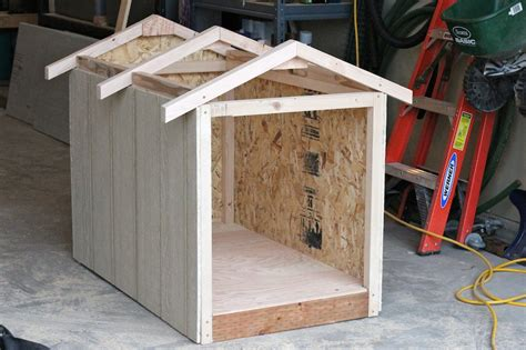 how to put shingles on a dog house dog house cooking all the thyme