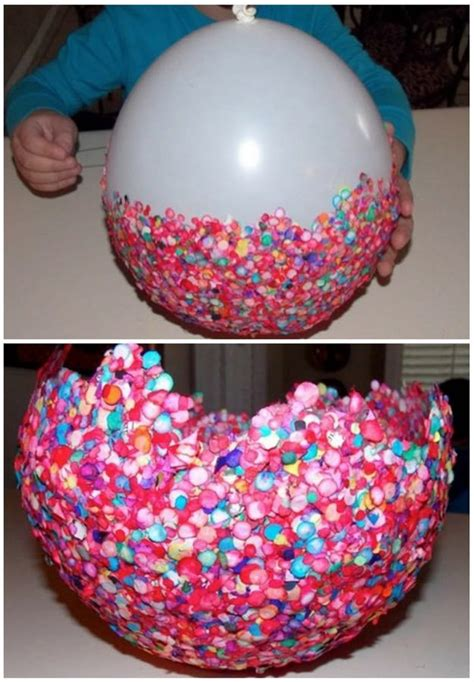 7 Trendy Crafts To Try by Balloon Bowl A Craft To Try This Week Balloon