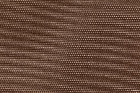 Sling Chair Fabric By The Yard by Sunbrella Ff50045 0009 Logan In Cocoa Woven Vinyl Mesh