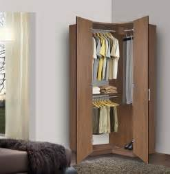 Corner Clothing Armoire by Wardrobe Closet Corner Wardrobe Closet Armoire