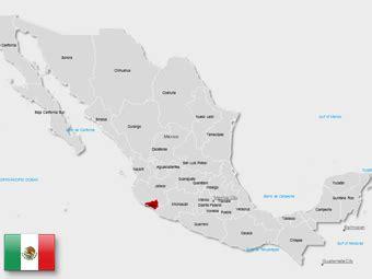 powerpoint colima municipality map