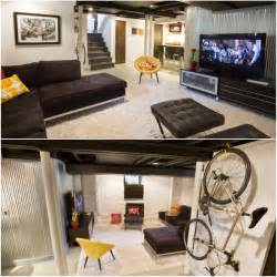 Ideas For Basement Renovations Media Room Basement Remodel 0 Interior Design Ideas