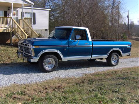 truck ford blue ford truck blue