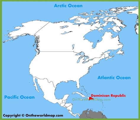 location of republic on world map republic location on the america map