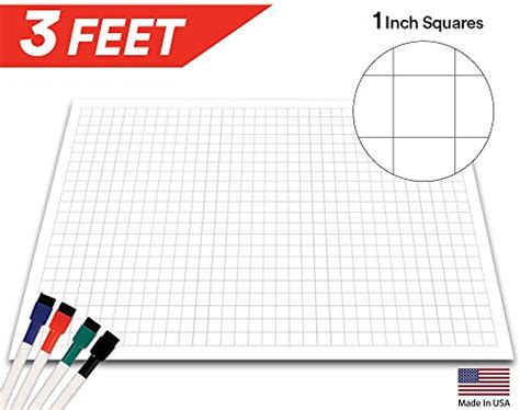 1 inch erase mat compare price erase board grid on statementsltd