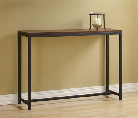 Ultra Thin Console Table Foster Console Table By Tag 390105 In Accent Tables