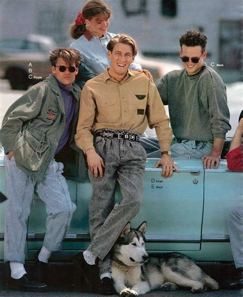 1990s Mens Fashion   Car Interior Design
