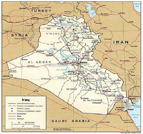 map of iraq rivers map of iraq showing the tigris and euphrates rivers