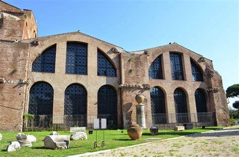 terme di caracalla ingresso i viaggi di raffaella roma le terme di diocleziano e le
