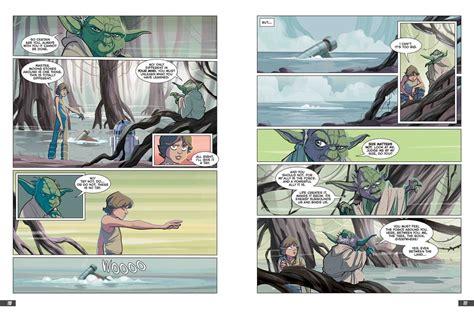 wars original trilogy graphic novel disney remasters wars once more as a graphic novel
