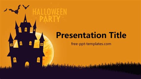 powerpoint templates free download halloween free powerpoint templates