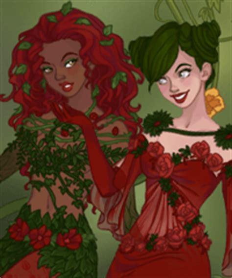 Frozen Bedrooms Poison Ivy Creator Game