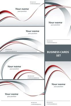 line card template design line free vector 10 060 free vector for