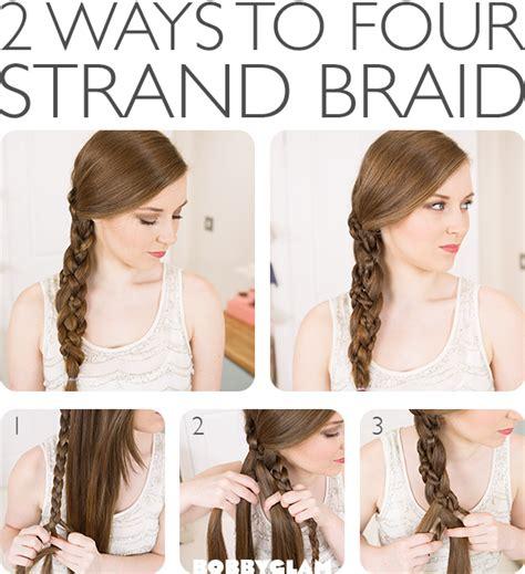 cute hairstyles braids tutorial 15 cool and convenient summer hair tutorials