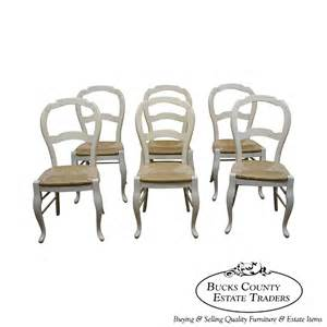 Pottery Barn Chairs 8187 Ax Pottery Barn Italian Made French Country Set Of 6