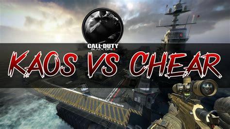 Kaos Black Ops 3 kaos vs chear black ops 2 clan battle