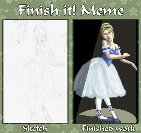 Finish Work Meme - finished work meme by musicalartfreak on deviantart
