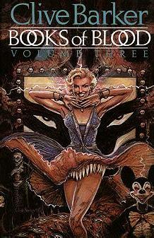 clive barker s hellraiser omnibus vol 1 books books of blood volume 3