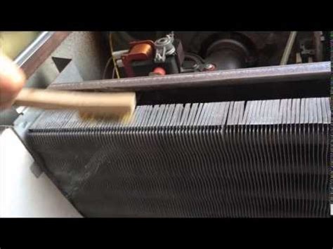 sostituzione vaso espansione caldaia pulizia scambiatore caldaia
