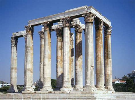 temple of olympian zeus ancient temple athens greece britannica