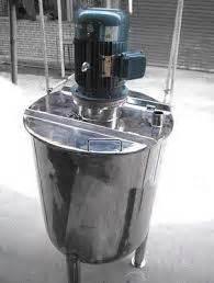 Blender Murah Bandung jual tangki mixer 200 liter harga murah bandung barat oleh