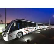 """Scania Unveils BRT """"megabus""""  Group"""