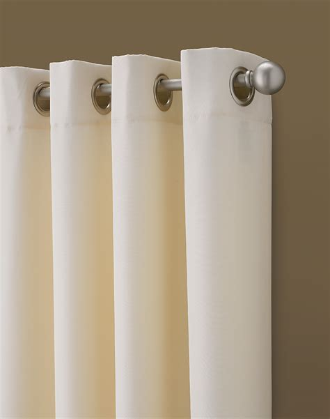 Curtain glamorous curtains with grommets cafe curtains with grommets metal hook top curtains