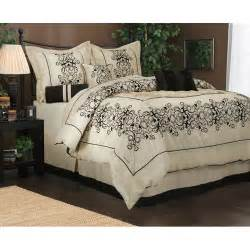 Bedding Sets Walmart Alsatia 7 Bedding Comforter Set Walmart