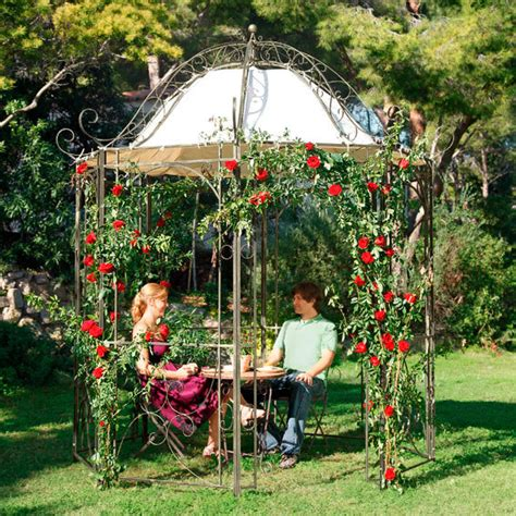 rosenpavillon kaufen pavillon m 228 rchengarten g 228 rtner p 246 tschke