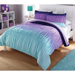 Pottery Barn Ruched Duvet Comforter Lavender Aqua And Blue Google Search For