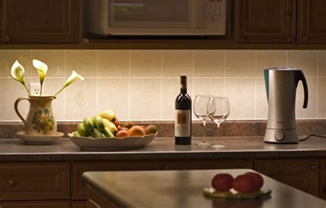 Undercounter Kitchen Lighting How To Choose Cabinet Lighting