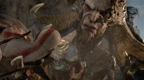 Of God new god of war ps4 reaches quot exciting milestone