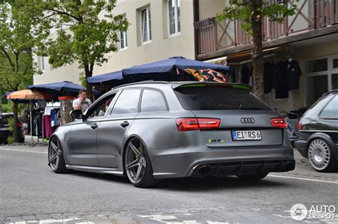 Audi Rs6 R Mtm by Audi Mtm Rs6 R Avant C7 14 Mai 2015 Autogespot
