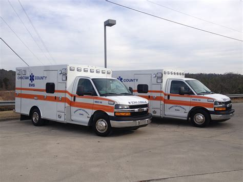 county ems braun chevy signature series to choctaw county ems