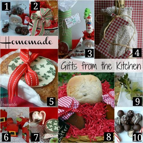 christmas gift ideas for kitchen 10 gifts from the kitchen recipe pocket change gourmet