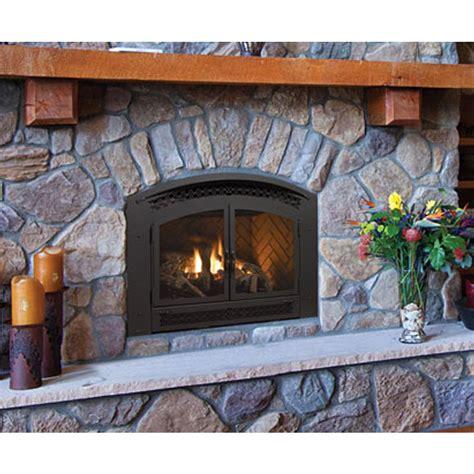 P90 Medium Gas Fireplace   Four Seasons Air Control