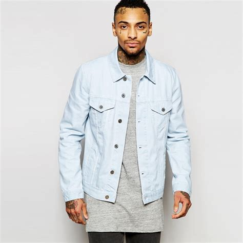 light blue denim jacket factory sale custom light blue denim jacket in new