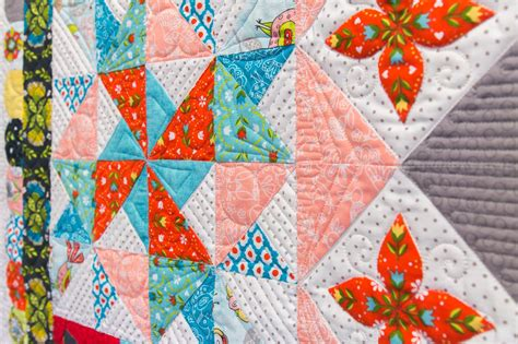 Patchwork Puzzle - paper piecing