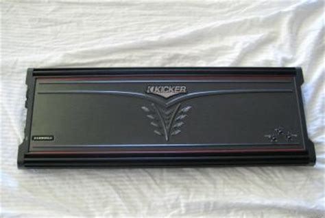 Kicker Zx2500 1 forsale 16 kicker zx2500 1 2500 watts 600 new ecoustics