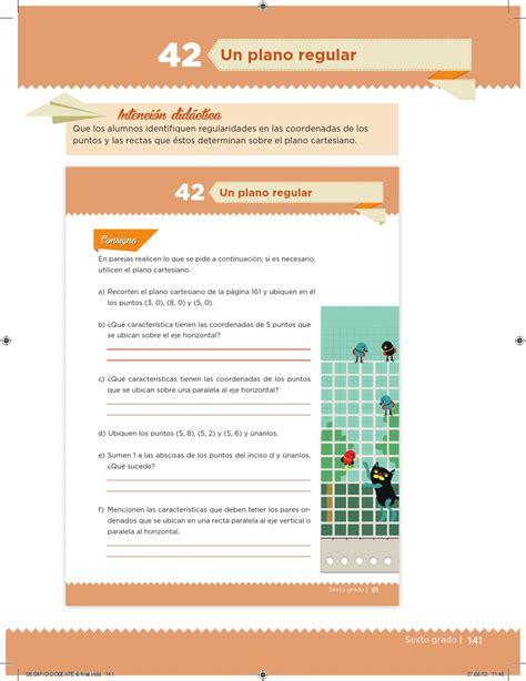 respuestas del libro de matematicas de 6 paco el chato respuestas del libro de matematicas de 6 paco el chato