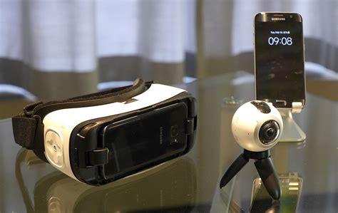 Samsung S7 Gear samsung gear 360 galaxy s7 debut shelly palmer