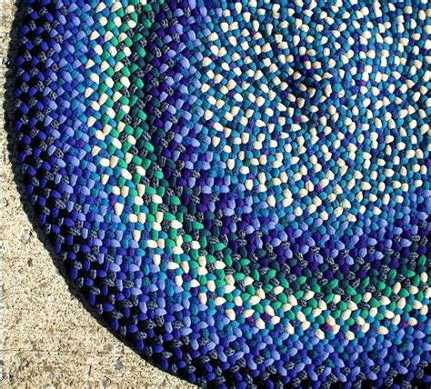 Make Braided Rug by 25 Best Ideas About Braided Rag Rugs On