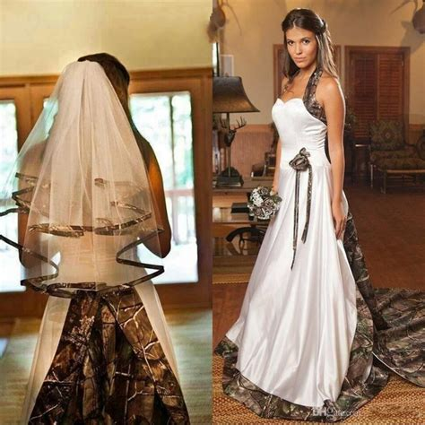 Popular Camouflage Wedding Dresses Buy Cheap Camouflage Wedding Dresses lots from China