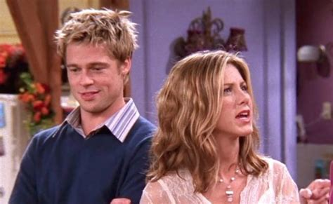 Brads Tells Jen He Still by Leaving Aniston For Was One Of My